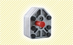 Maxon 3 Piece Gear Pump